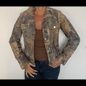 Leather jacket Made in Italy
